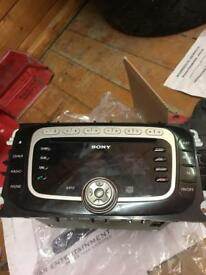 Ford Sony head unit