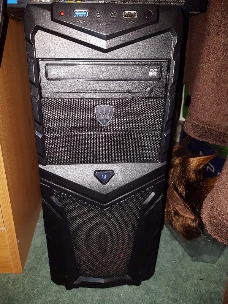 Fast Gaming Pc for Sale (GTX 650 Ti 2GB GPU, 8GB RAM and 3.2GHz CPU)