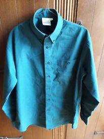 Official Scout shirt size Medium