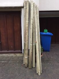 Treated sawn timber 19mm x38mm (2.4M long) 13 packs of 8 =104 pieces