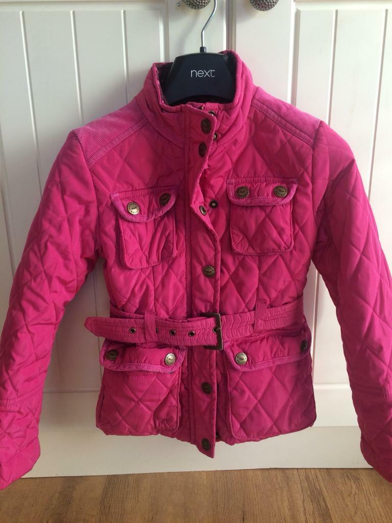 5d4e5dafa Girls Next Coat Age 7-8 Years