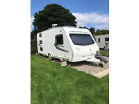 Swift Sprite Major 6 Caravan 6 Berth - Motor Mover and awning included