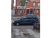 Hyundai Trajet MPV 7 seater. Its up for the mot on the 29th of September.