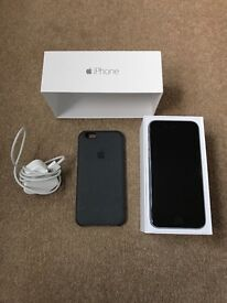 64GB iPhone 6 For Sale Space Grey - excellent condition