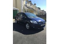 2011 TOYOTA AURIS D-4D 1400cc LOW MILES 6 SPEED MANUAL GEARBOX (not seat, Vauxhall, gold, Ford)