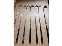 Golf clubs good condition - 14 pieces
