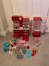 Our generation doll kitchen