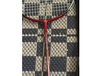 Yonex Nanospeed 7000 badminton racquet