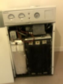 Worcester Greenstar Heatslave Combi oil boiler mint condition