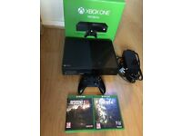 Xbox one 500GB 2 top games: Resident Evil 7, Fallout 4