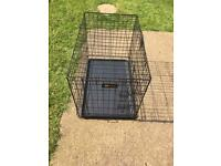 RAC dog crate