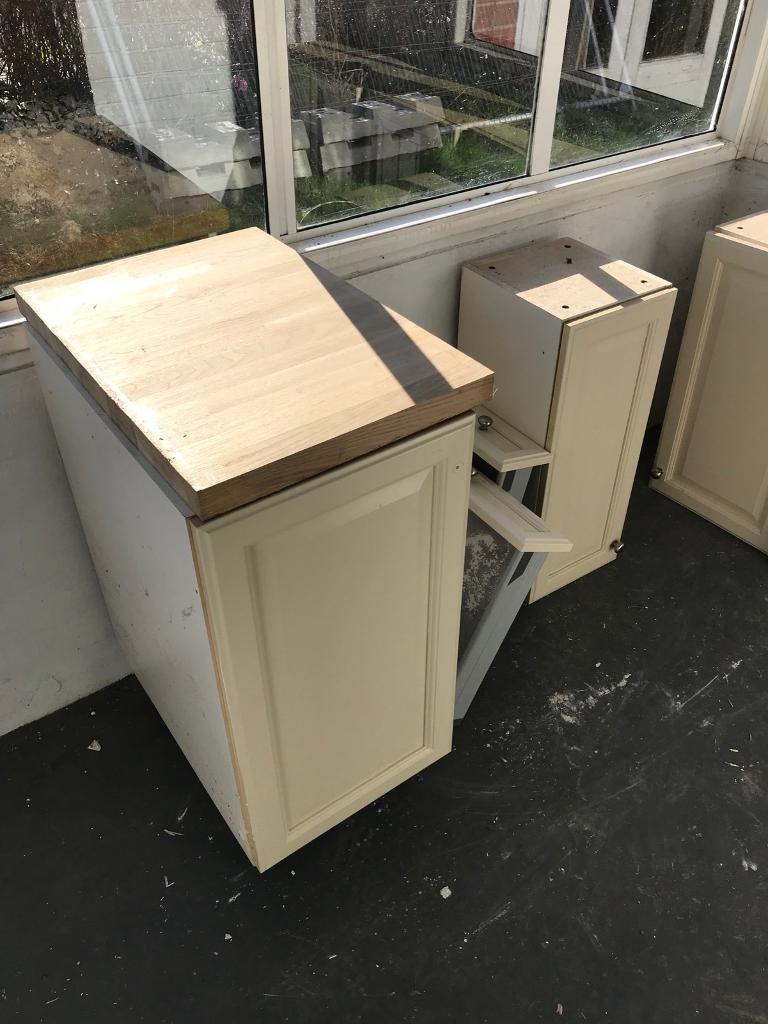 Free kitchen wall units | in Christchurch, Dorset | Gumtree