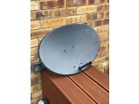 Satellite dish Sky