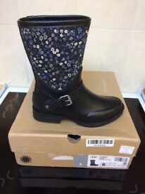 Genuine UGG boots. Brand new. . UK size 4