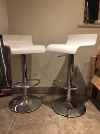 Bar stools x 2 - £10 for pair