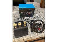 Logitech G29 Racing Wheel & Pedal Shift (PS4/PC)