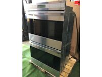 E Series Double Wolf Wall oven Large cooker Stainless Steel Sub Zero INC VAT