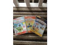 Alphablocks DVD Collection