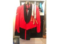 Soldiers mess dress
