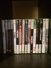 Xbox 360 Games For Sale !!!
