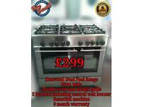 Kenwood Dual Fuel Range