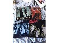 Vinyls!