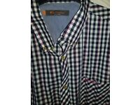 Genuine BEN SHERMAN Short sleeve shirt 3XL
