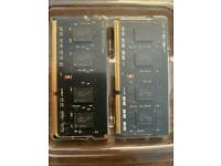 1867 MHz DDR3 Memory modules 4gb x4 iMac