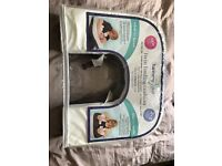 Harmony twin feeding cushion