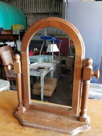 Dressing Table mirror - Bedroom - Hotel - B&B - Shabby Chic Project