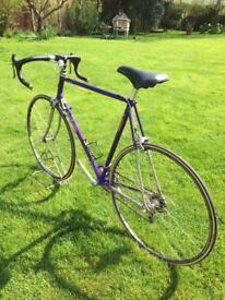 Classic Dutch racing bike
