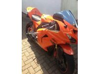 Stunnung Kawasaki ZX10 D6 2006 Swop/PX Ducati cash either way