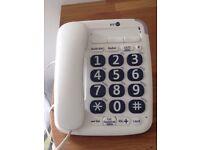 Big Button BT Telephone
