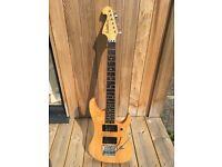 Washburn N2 electric guitar 1991
