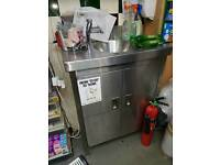 stainless steel sink units commercial