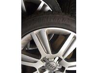 Audi A4 alloys 17''