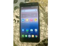 "Alcatel Dual Sim 6"" screen Android phone (Alcatel 8050D)"
