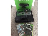 Xbox One Matte 500gb With Games