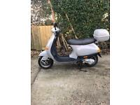 Vespa et 2003 1600 miles from new