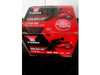 Motorcycle battery combipack YTX9-BS NEW