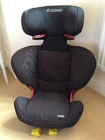 Maxi cosi isofix car seat group 2/3