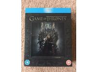 Game of Thrones Blu-ray box set series 1