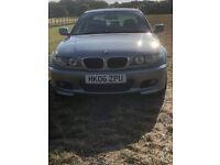 BMW e46 m sport