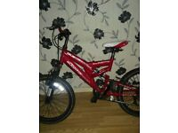good condition suspension muddy fox bike Zeus