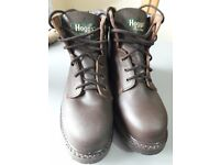 """Hoggs of Fife """"Tornado"""" Leather Boot"""