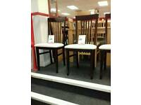 4 chairs in great condition £10 each.