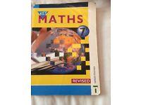 Key maths 7/2 text school book