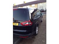 ford galaxy 2011 Semi Automatic Diesel Black New PCO New MOT