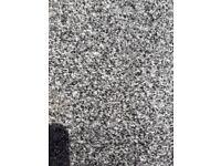 New grey caepet 13 ft x 6 ft 4 ins (4 m x 2 m ) £18