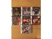 Nintendo DS , 7 Game Bundle - Available